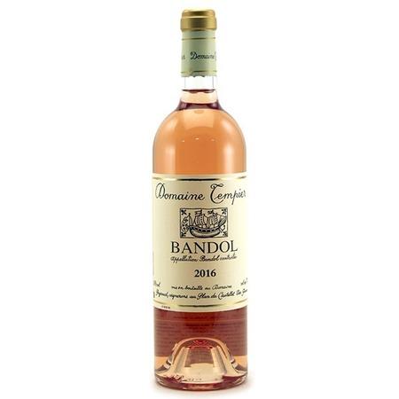 Domaine Tempier Bandol Mourvedre Rosé Blend 2016