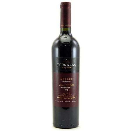 Terrazas de Los Andes Las Compuertas Single Vineyard Malbec 2013