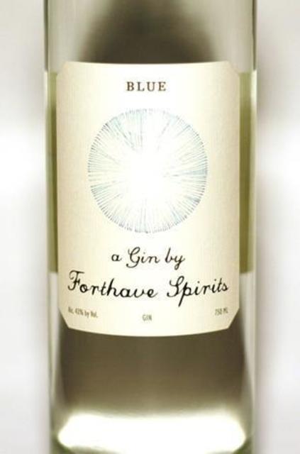 Forthave Spirits Blue Gin  NV