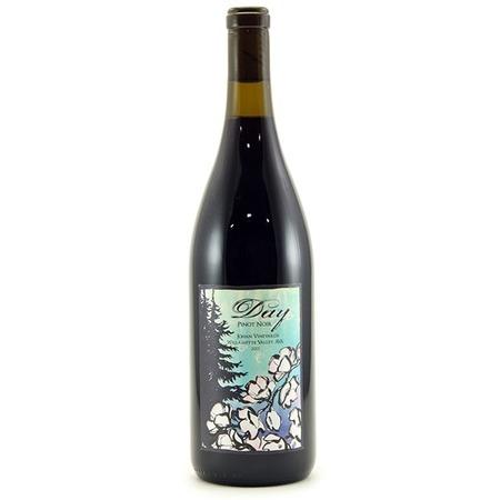 Day Wines Johan Vineyards Pinot Noir  2015