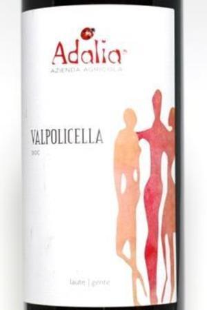 Azienda Agricola Adalia  Valpolicella Classico Laute Corvina Blend 2016