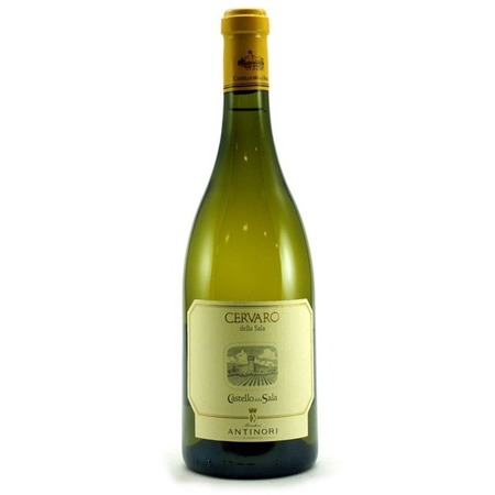 Marchesi Antinori Castello della Sala Cervaro della Sala Umbria Chardonnay Grechetto 2015