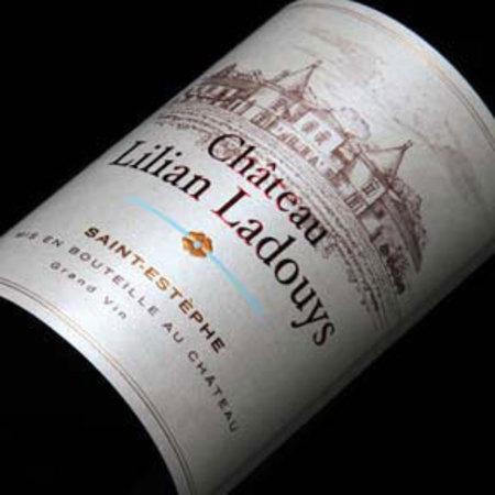 Château Lilian Ladouys Saint Estèphe Red Bordeaux Blend 2008