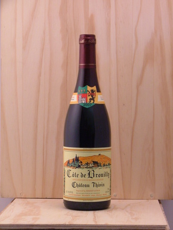 Château Thivin Côte de Brouilly Gamay