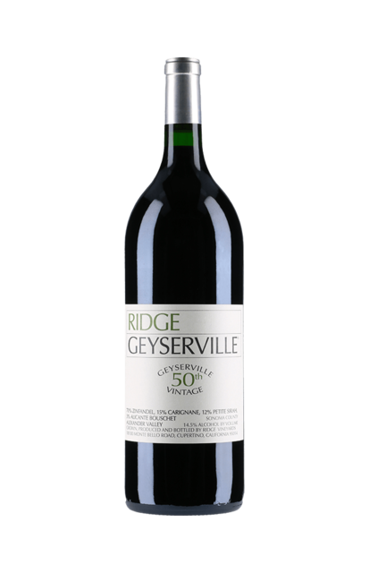 Ridge Vineyards Geyserville Vineyard Zinfandel Blend 2015 (3000ml)