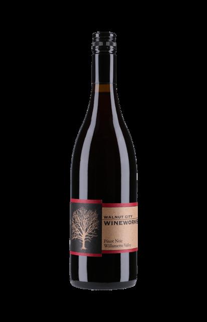 Walnut City Wineworks Willamette Valley Pinot Noir 2016