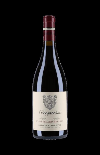 Bergström Wines Cumberland Reserve Willamette Valley Pinot Noir 2015