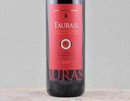 Contrade di Taurasi (Cantine Lonardo) Taurasi Aglianico 2001