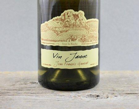 Jean François Ganevat Vin Jaune Côtes du Jura Savagnin 2007 (375ml)