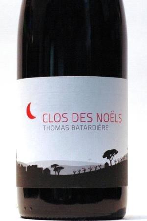 Thomas Batardière  Anjou Clos des Noels Cabernet Franc 2015