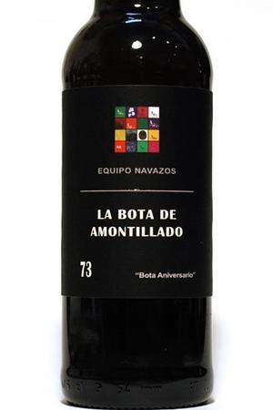 "Equipo Navazos La Bota 73 de Amontillado ""Viejísimo"" Red Blend NV (375ml)"