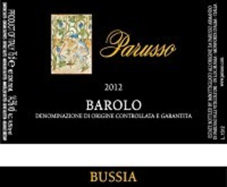Parusso Bussia Barolo Nebbiolo 2013