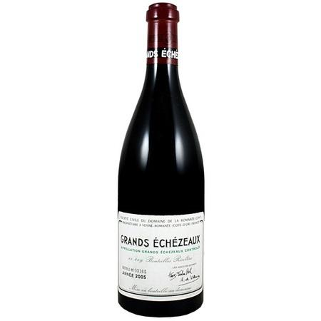 Domaine de la Romanée-Conti (DRC) Grands Échézeaux Pinot Noir 2005
