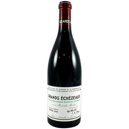 Domaine de la Romanée-Conti (DRC) Grands Échézeaux Pinot Noir 2002