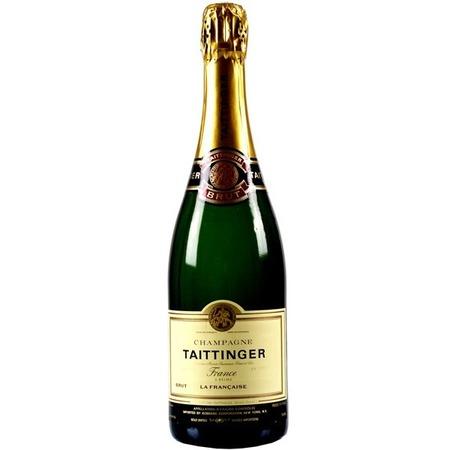 Taittinger La Francaise Brut Champagne Blend NV