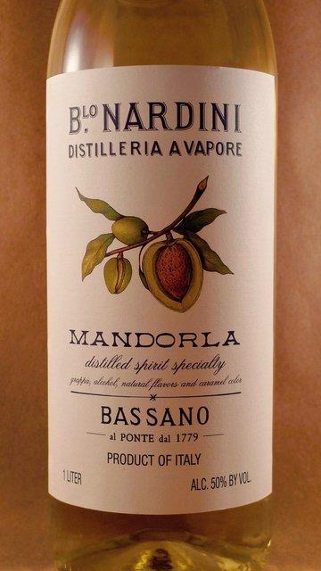 Bortolo Nardini Bassano Mandorla NV (1000ml)