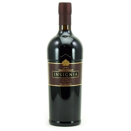 Joseph Phelps Vineyards Insignia Napa Valley Cabernet Sauvignon Blend 1999