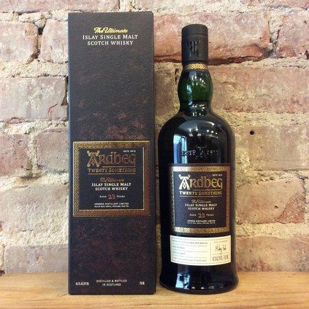 Ardbeg Twenty Something 23 Years Old The Ultimate Islay Single Malt Scotch Whisky NV