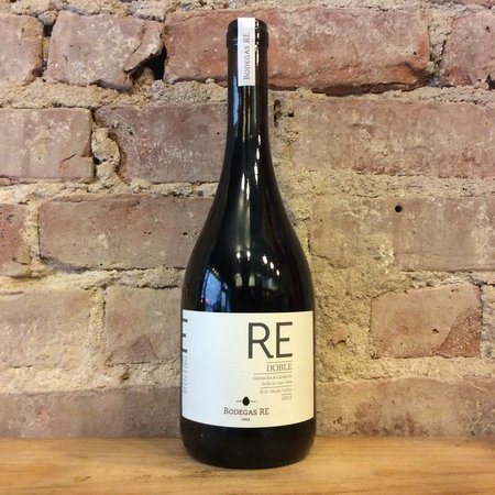 Bodegas RE Doble Garnacha - Carignan 2015