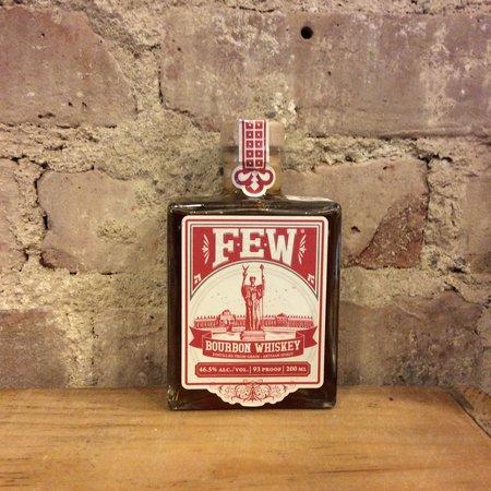 Few Spirits Bourbon Whiskey  NV (200ml)