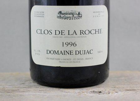 Domaine Dujac Clos de la Roche Grand Cru Pinot Noir 1996 (1500ml)