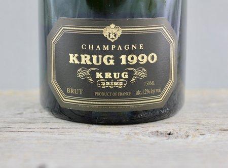 Krug Brut Champagne Blend 1990