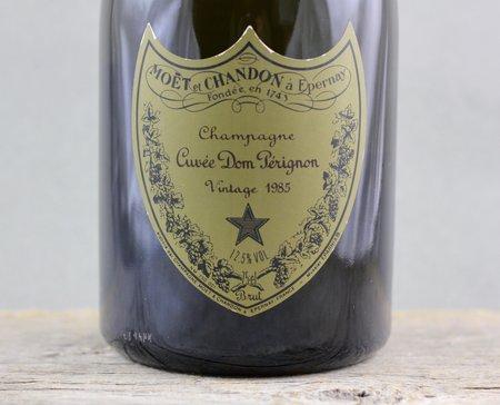 Dom Pérignon Brut Champagne 1985