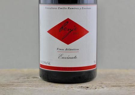 Emilio Ramirez Envinate Benje Tinto Red  2016