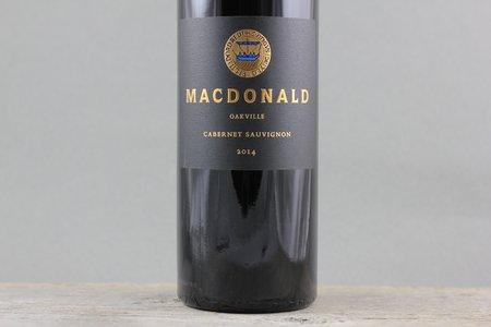Macdonald Oakville Cabernet Sauvignon 2014