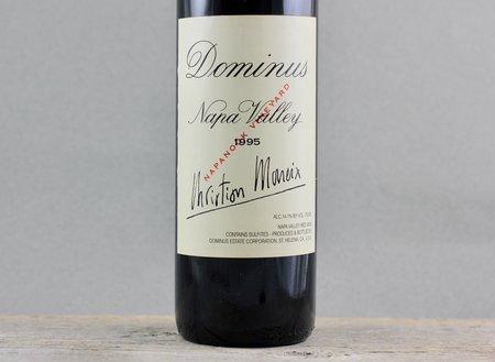 Dominus Estate Dominus Napa Valley Cabernet Sauvignon Blend 1995