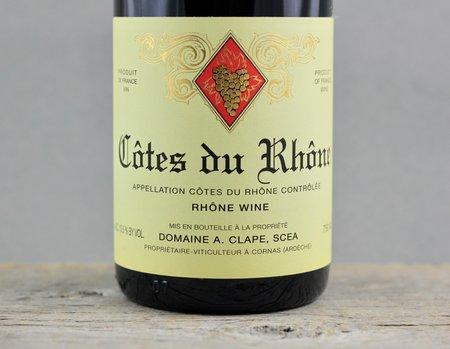 Domaine Auguste Clape Côtes du Rhône Red Rhone Blend 2016