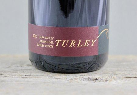 Turley Napa Valley Zinfandel 2015