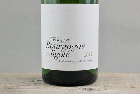Domaine Roulot Bourgogne Aligoté 2015
