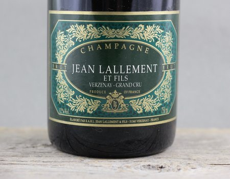 Jean Lallement Grand Cru Brut Champagne Blend NV
