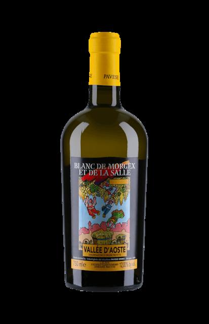 Ermes Pavese Blanc de Morgex et de la Salle Prié Blanc 2016