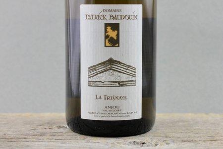 Domaine Patrick Baudouin La Fresnaye Anjou White Blend 2014