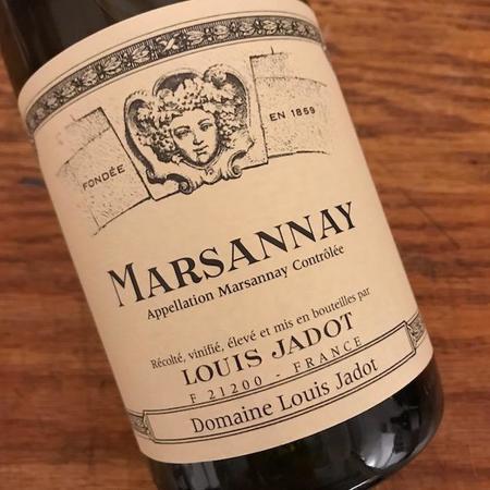 Louis Jadot Marsannay Chardonnay 2011