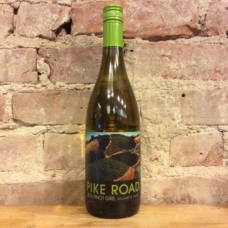 Pike Road Vineyard Willamette Valley Pinot Gris 2015