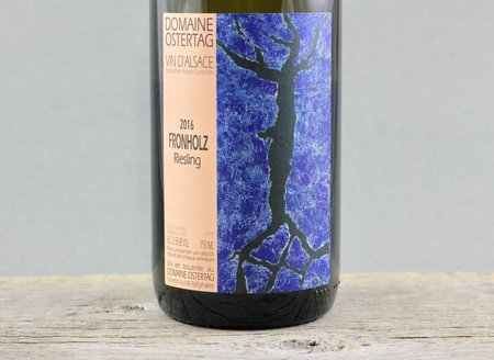 Domaine Ostertag Fronholz Alsace Riesling 2016