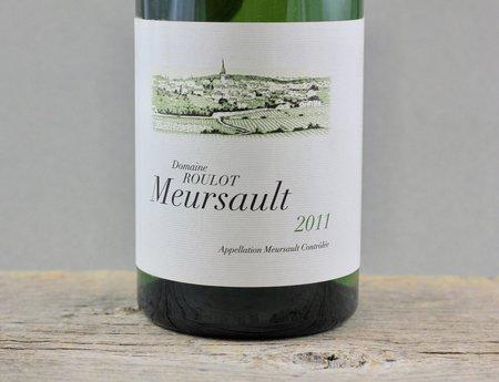 Domaine Roulot Meursault Chardonnay 2011