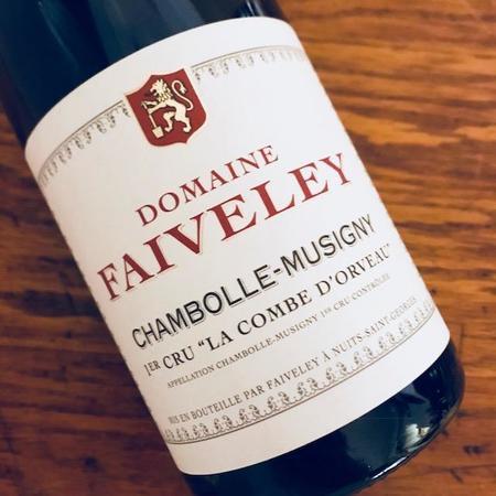 Domaine Faiveley (Joseph Faiveley) La Combe d'Orveau Chambolle-Musigny 1er Cru Pinot Noir 2015