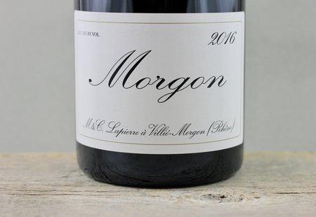 Marcel Lapierre Morgon Gamay 2016 (1500ml)
