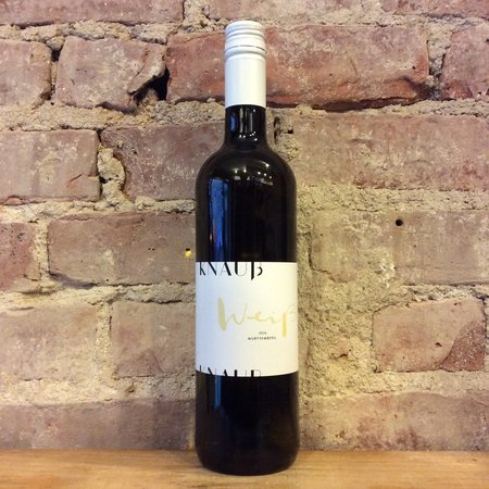 Weingut Knauß Weiss Kerner Blend 2016