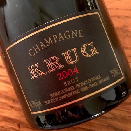 Krug Krug Collection Brut Champagne 2004