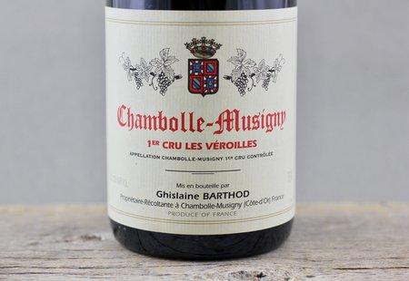 Domaine Ghislaine Barthod Les Véroilles Chambolle-Musigny 1er Cru Pinot Noir 2007