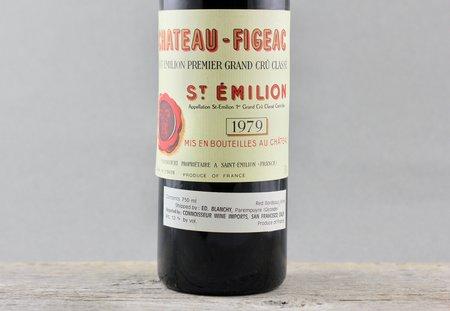 Château Figeac St. Émilion  Red Bordeaux Blend 1979