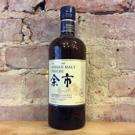 Nikka Whisky Distilling Company Yoichi Single Malt Whisky NV