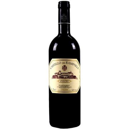 Castello dei Rampolla Vigna d'Alceo Toscana Cabernet Sauvignon Petit Verdot Blend 2000