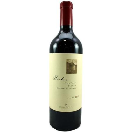 Joseph Phelps Vineyards Backus Vineyard Cabernet Sauvignon 2002