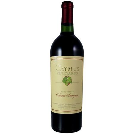 Caymus Vineyards Napa Valley Cabernet Sauvignon 2009